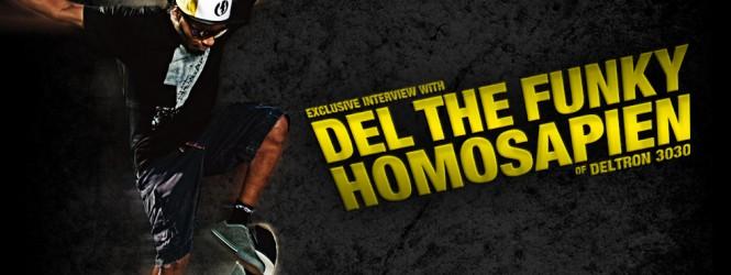 Del The Funky Homosapien Interview