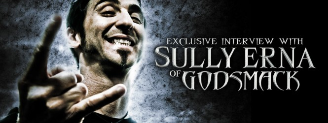 Sully Erna Interview