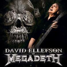 David Ellefson – Megadeth – March 2015