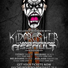 Kidcrusher – The Underground Assault Tour Edition
