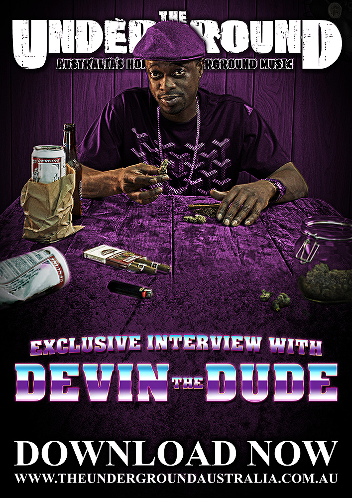 Devin The Dude Tour