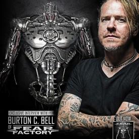 Burton C Bell – August 2015