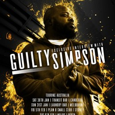 Guilty Simpson – January 2016