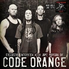 Jami Morgan (Code Orange) January 2017