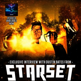 Dustin Bates (Starset) – January 2017