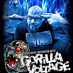 Gorilla Voltage – Ape-X Edition – February 2017