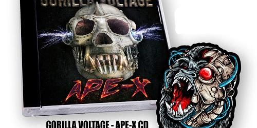 "Gorilla Voltage – ""Ape-X"" at MNA!"