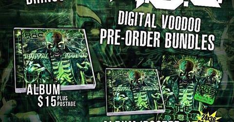 The R.O.C – Digital Voodoo: One Week Away!