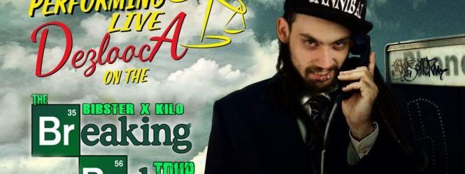 Dez Looca – Breaking Bad Tour