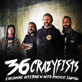 Brock Lindow (36 Crazy Fists) September 2017