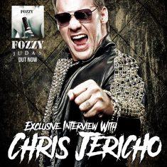 Chris Jericho (Fozzy) October 2017