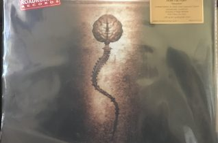 """What's In the Box? Fear Factory """"Obsolete"""" Gold Vinyl"""