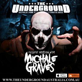 Michale Graves (Former Misfits) December