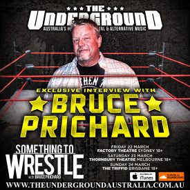 Bruce Prichard – March 17th 2019