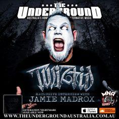 Jamie Madrox (Twiztid) May 2019