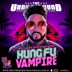 Kung Fu Vampire – September 11th 2019