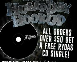 Free Rydas single at the MNE Store
