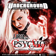 J. Irja the Sexy Psycho – January 2020