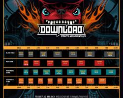 Download Festival Set Times/App