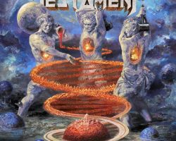 """Testament """"Titans Of Creation"""" available NOW"""