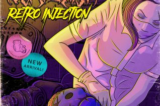 Lyrizone | Retro injection (Full Album)