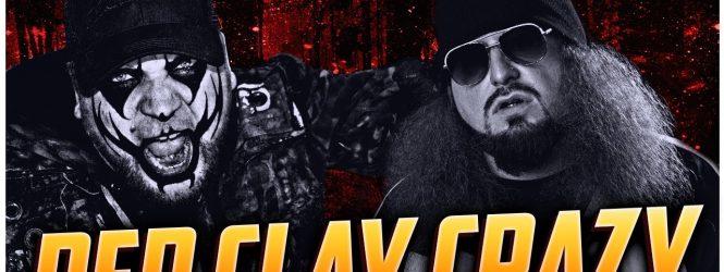 "Boondox ft. Rittz ""Red Clay Crazy"" lyric video"