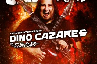 Dino Cazares – May 2021 Interview