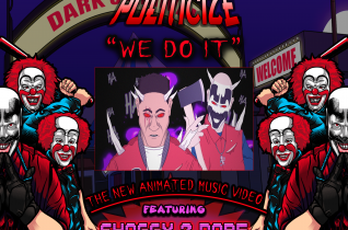 """Politicize – """"We Do It"""" Feat. Shaggy 2 Dope of ICP"""