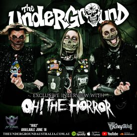 Grady Finch and Jeremy Terror (Oh! The Horror) June 2021 Interview