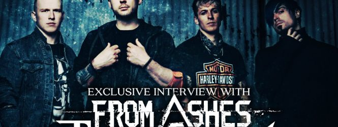 Matt B (From Ashes To New) Interview